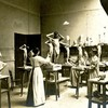 Image: 6575/2689 (Art class at South-Western Polytechnic, c1900 (Ref: C/PH4/1))