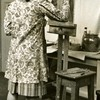 Image: 6576/2710 (Art student at Chelsea Polytechnic, 1950s (Ref: C/PH4/1))