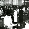 Image: 6577/2736 (Chemistry laboratory at Chelsea Polytechnic, 1950s (Ref: C/PH4/4))