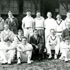 Image: 6581/2787 (Cricket club at Chelsea Polytechnic, 1930s (Ref: C/PH7/3))