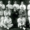 Image: 6581/2789 (Cricketers at Chelsea Polytechnic, 1930s (Ref: C/PH7/3))
