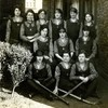 Image: 6581/2791 (Hockey team at South-Western Polytechnic, c1920 (Ref: C/PH7/3))