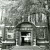 Image: 6582/2811 (Main entrance at Chelsea College, Manresa Road, 1980s (Ref: C/PH1/1))