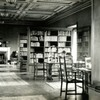 Image: 6603/2852 (Library at King's College of Household and Social Science, 1930s (Ref: Q/PH3/36))