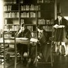Image: 6603/2853 (Students at work in the College Library, c. 1930 (Ref: Q/PH3/14))