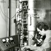 Image: 6604/2864 (Electron microscope (Department of Biology), c1970 (Ref: Q/PH3/160))