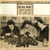 Image: 6605/2895 (Students undertaking war work, 'Leicester Mercury', 24 Feb 1943 (Ref: Q/PC1/3))