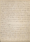 Manuscript text from Young's Essay, page 27