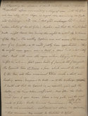Manuscript text from Young's Essay, page 40