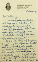 Letter of correspondence from Howard Nixon