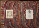 Bookplates of Eton College and King's College London