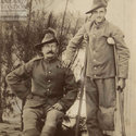 Boer War soldiers