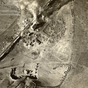 Aerial bombing - 1918