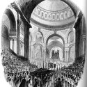 Funeral in St Paul's