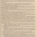 Final page of pamphlet with Florence Nightingale, London, January 19, 1867, printed at end