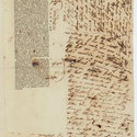 `Marino Faliero, fragmentary proof for the first edition, 1820, corrected by Byron (right-hand page)` &crop=`C
