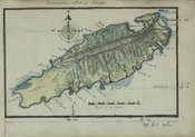Map of the island of Tobago, page 4