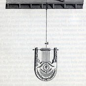 The acouryptophone or 'enchanted lyre'
