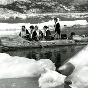 Biological Sciences field trip to Alaska, 1977 (Ref: C/PH6/4)
