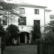 Front view of Holly Lodge, c1966 (Ref: Q/PH3/144