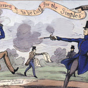 The 1829 duel