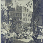 Hogarth's 'Beer Street'