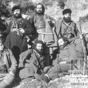Greek resistance fighters