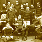 Guy's Rugby Team, 1878