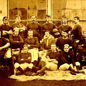 St Thomas's Rugby, 1876