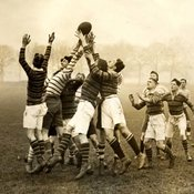 King's Rugby Team, 1920s
