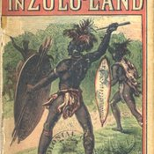 Cover of Mrs Fenton Aylmer's Bush life in Zulu-land, or, Adventures among the Caffres. London: John and Robert Maxwell, [1862] [FCO Historical Collection PR4699.A95 AYL]