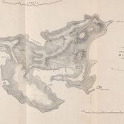 Sketch of the island of Cephalonia