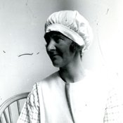 Miss Jessie Lindsay, Head of Household Arts, 1924-1948 (Ref: Q/PH4/7)