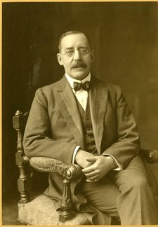 Portrait of Albert Carless, 1920