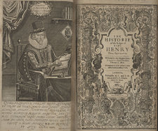 Title page and frontispiece portrait of Francis Bacon