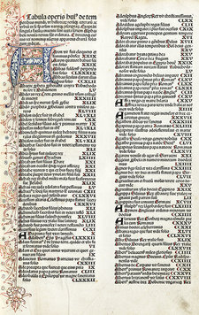 Ornamental letters from the 1493 Liber chronicarum, or, Nuremberg chronicle