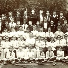 Secondary Day School for Boys at South-Western Polytechnic, c1905 (Ref: C/PH7/3)