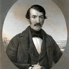 Portrait of David Lingstone from his Missionary travels and researches in South Africa: including a sketch of sixteen years' residence in the interior of Africa and a journey from the Cape of Good Hope to Loanda on the West coast, thence across the continent, down the river Zambesi to the Eastern ocean. London: John Murray, 1857 [Miscellaneous Collection DT1110.L7 LIV]
