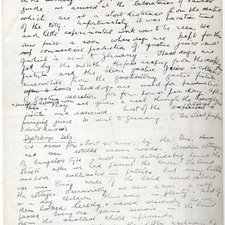 Papers of Hilda North Lewis College Archives IOP PP4 LEWIS, HN 2/2/1