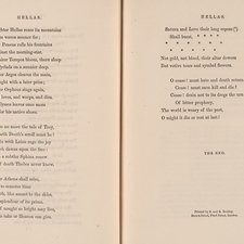 Extract from Hellas by Percy Bysshe Shelley