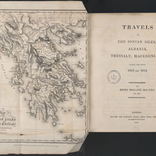 Holland's Travels in the Ionian Isles