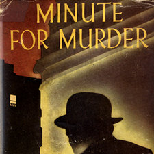 Minute for Murderby Nicholas Blake [Cecil Day-Lewis]