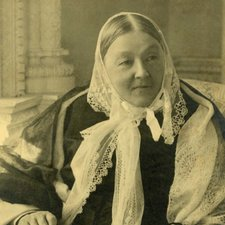 Portrait of Florence Nightingale ca. 1900 [College Archives RBNA P279]