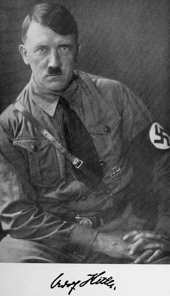 Hitler Schicklgruber