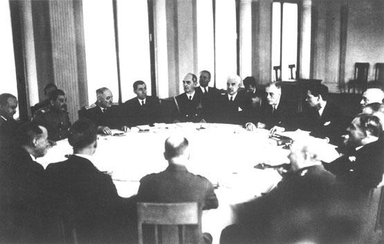 Yalta Conference, February 1945 (Credit: UN Photo)