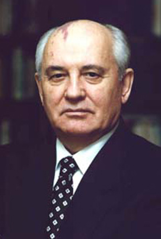 the changes in the soviet union under mikhail gorbachev It was 25 years ago today that a 54-year-old mikhail gorbachev  the soviet union became a global superpower under the  imagined the scope of changes that.