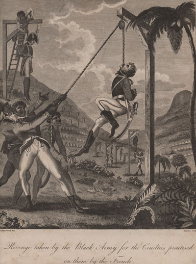 st domingue revolution The revolution had started in 1791, when the slaves who had provided the labor on sugar plantations on the french colony of saint-domingue (as haiti was called) revolted against slavery.