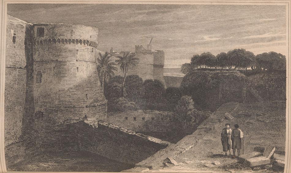 castle in otranto thesis